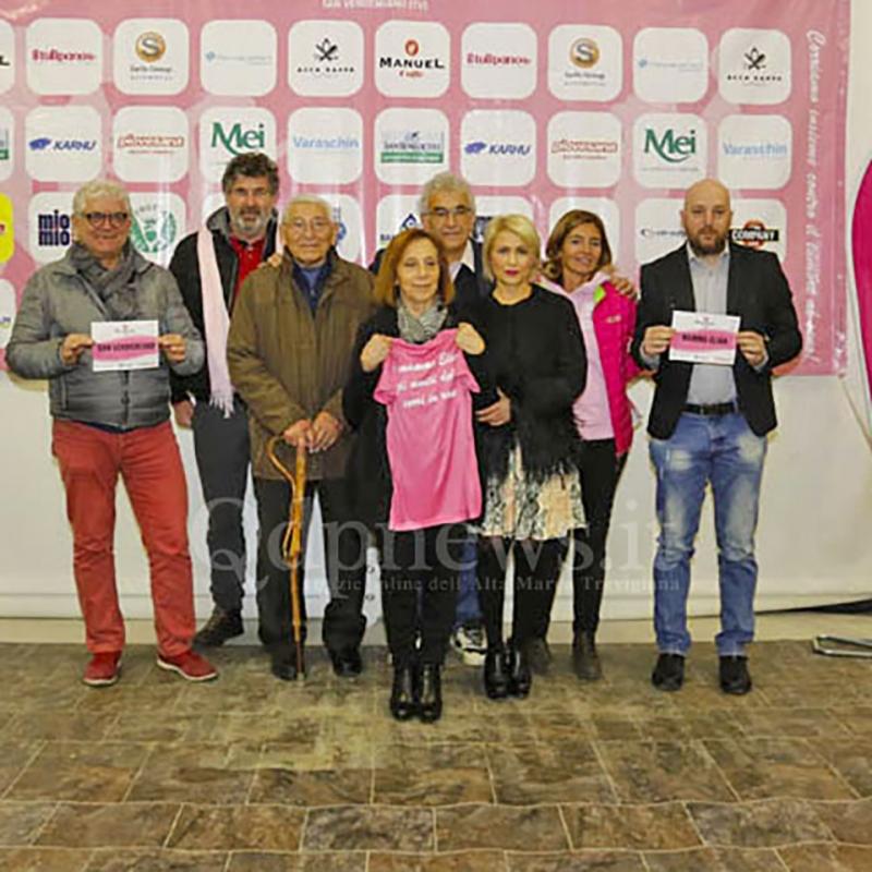 magloia decdicata a Elisa Girotto